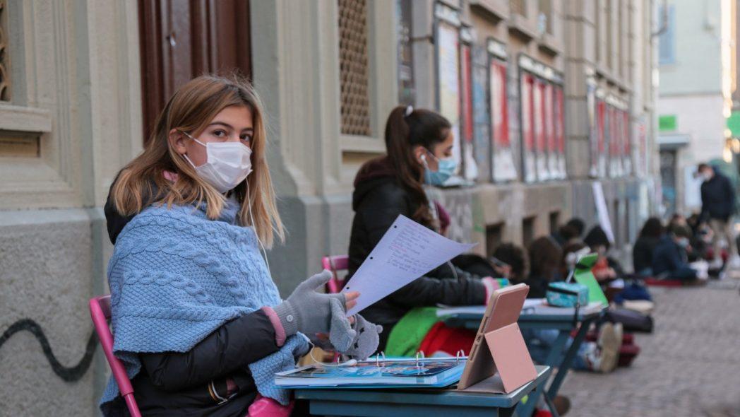 Proteste Contro La DaD