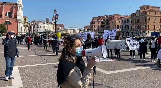 Protesta Contro La DaD