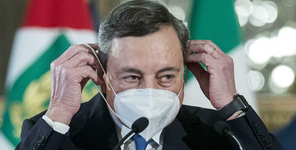 AstraZeneca Mario Draghi