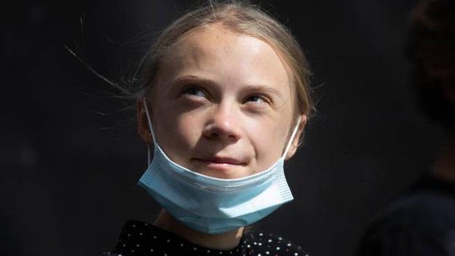 Greta Thunberg Dona a Covax
