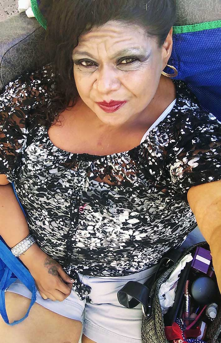 Lupita Samano oggi