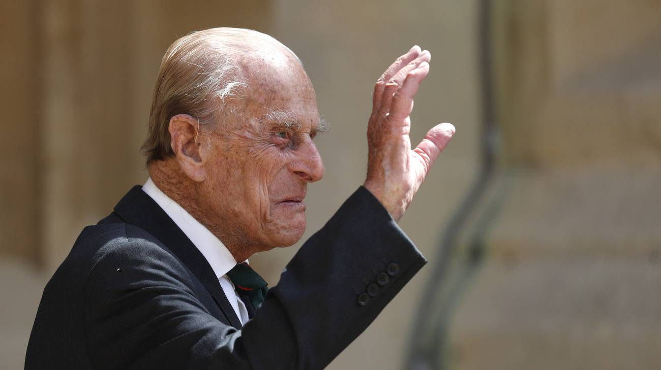Morte Principe Filippo