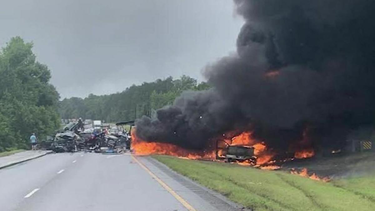 Dramma in Alabama