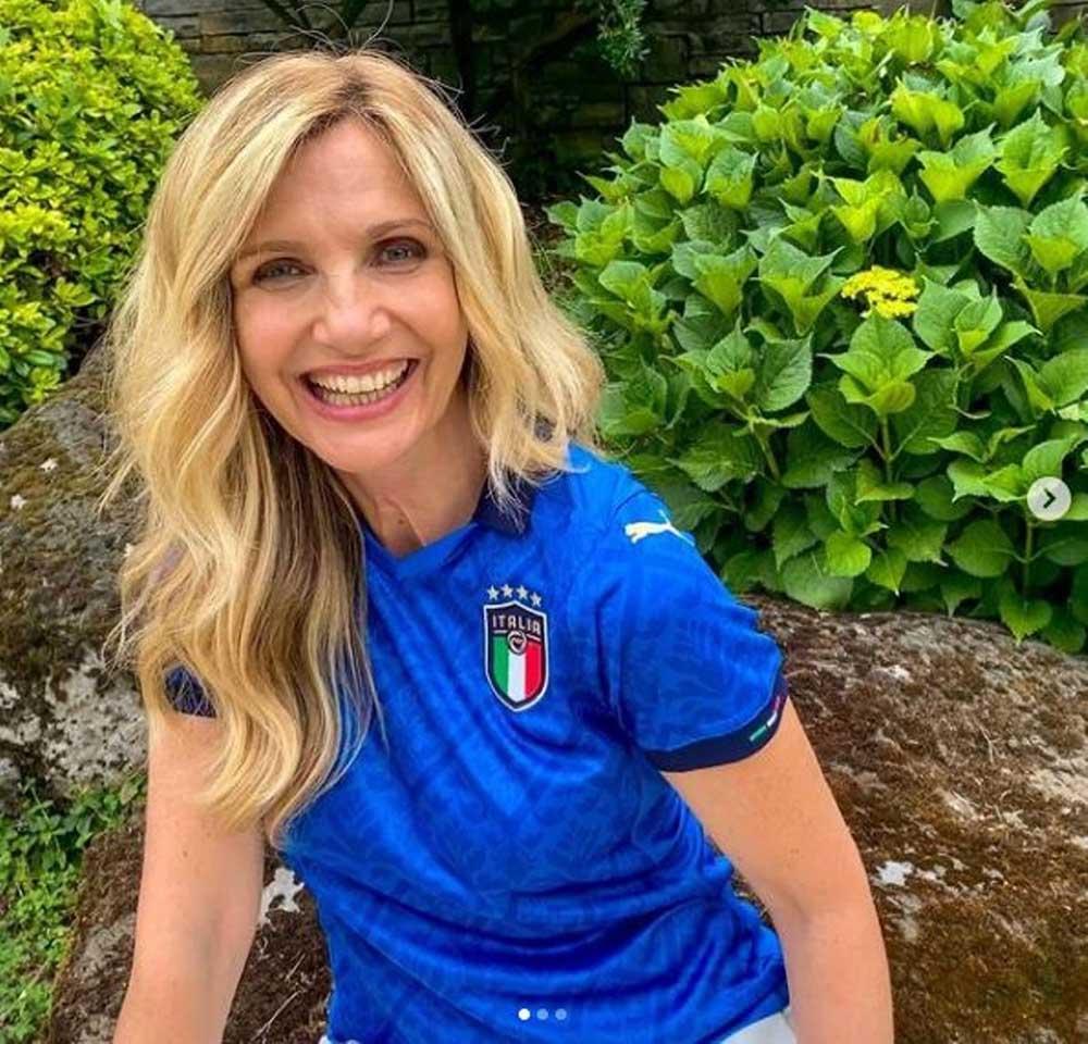 Lorella Cuccarini italia