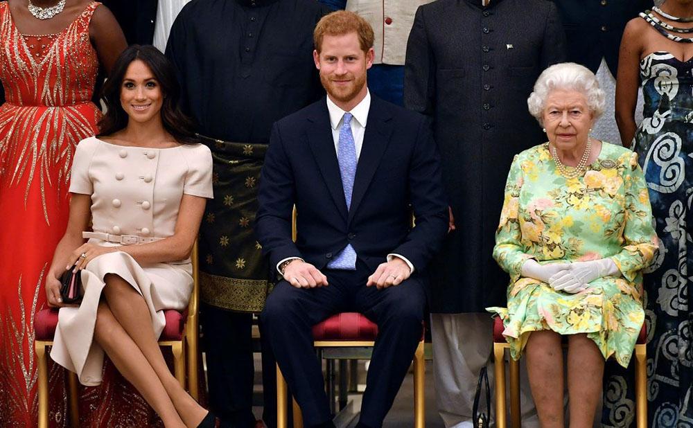 Regina Elisabetta Incontrera Lilibet Diana