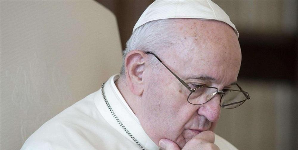 Dramma per Papa Francesco